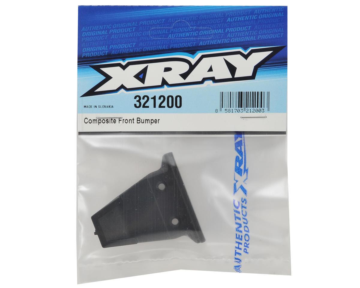 XRAY XB2 Composite Front Bumper