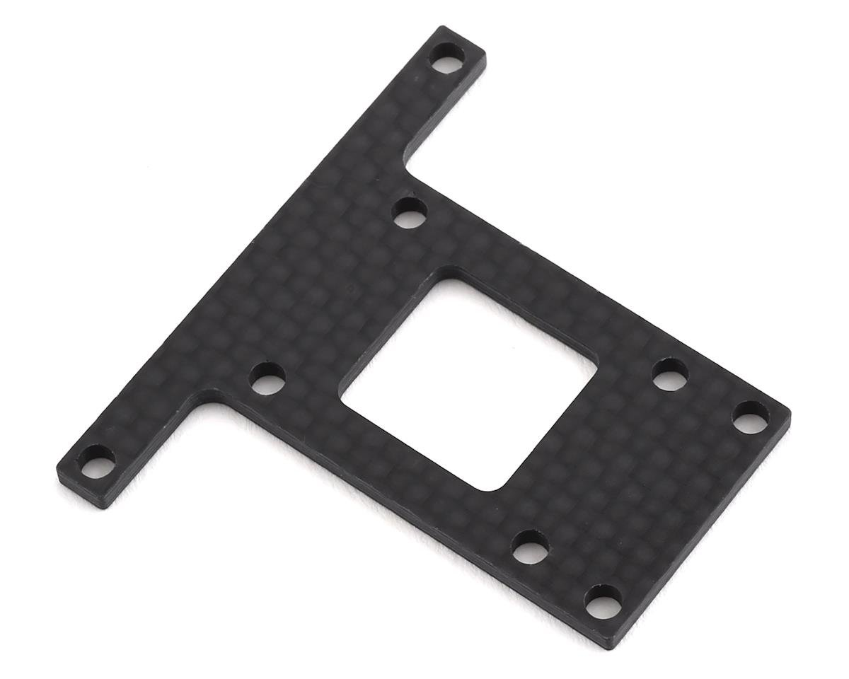 XRAY XB2 2019 Graphite Gear Box Height Adjustment Plate
