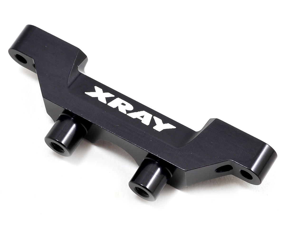XRAY XB2 Aluminum Front Roll Center Holder
