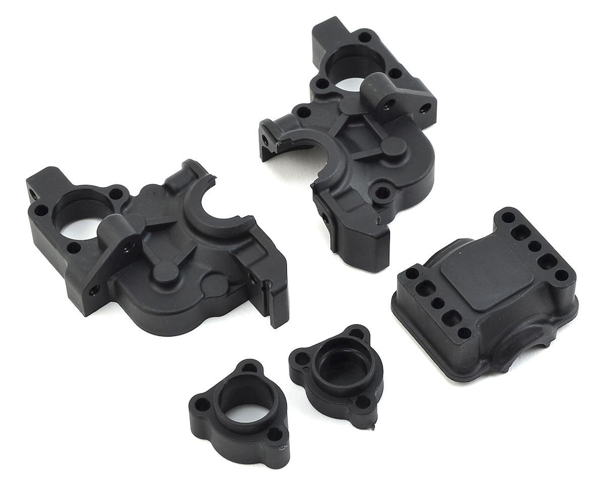 XRAY Composite Mid Motor Gear Box (3-Gears Narrow)