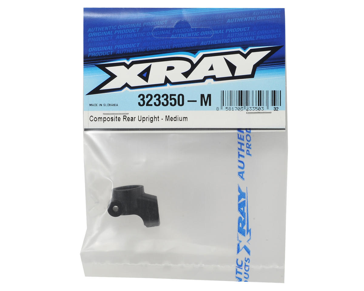 XRAY XB2 Composite Upright Rear (Medium)