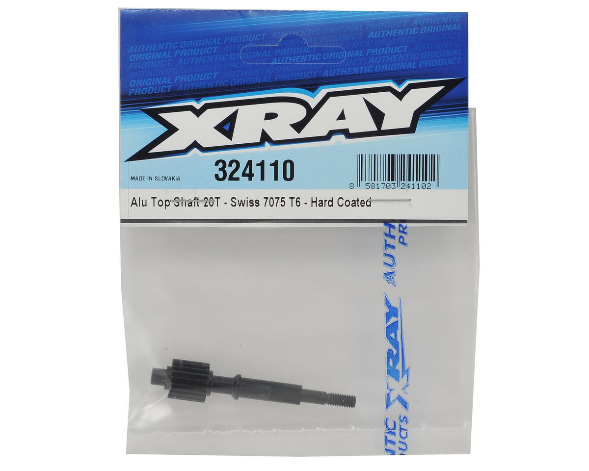 XB2 Aluminum Top Shaft by XRAY