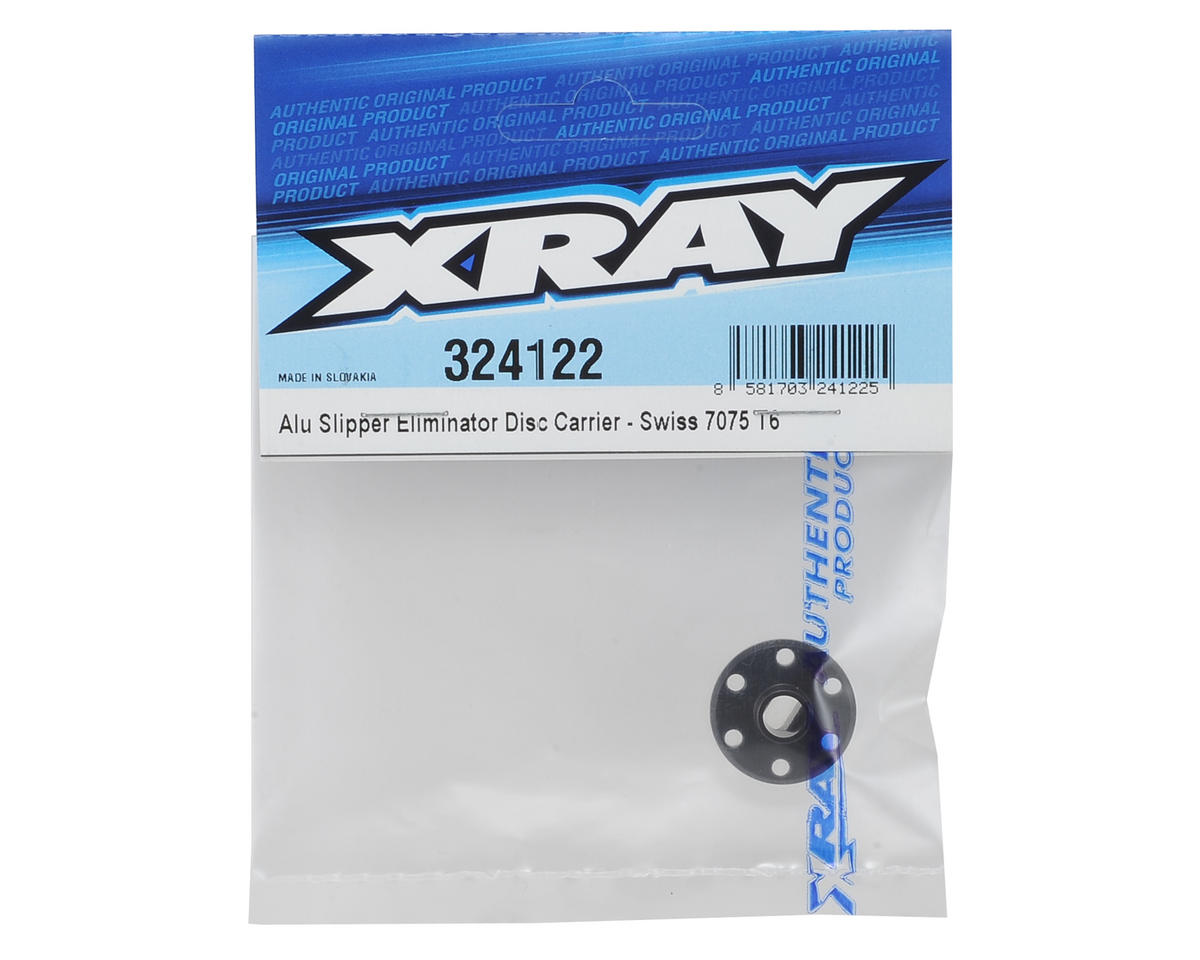 XRAY Aluminum Slipper Eliminator Disc Carrier