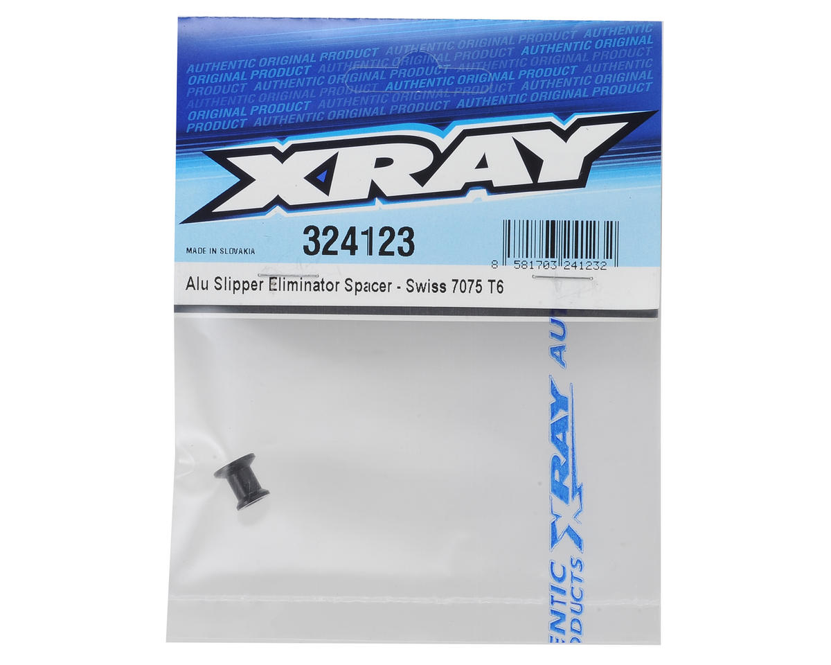 XRAY Aluminum Slipper Eliminator Spacer