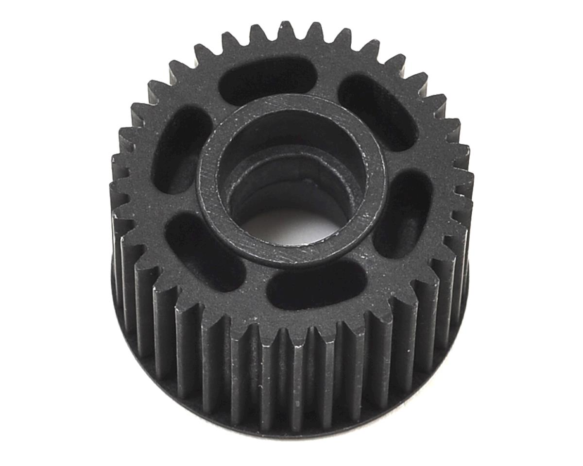 Composite Gear (36T) (Graphite) by XRAY