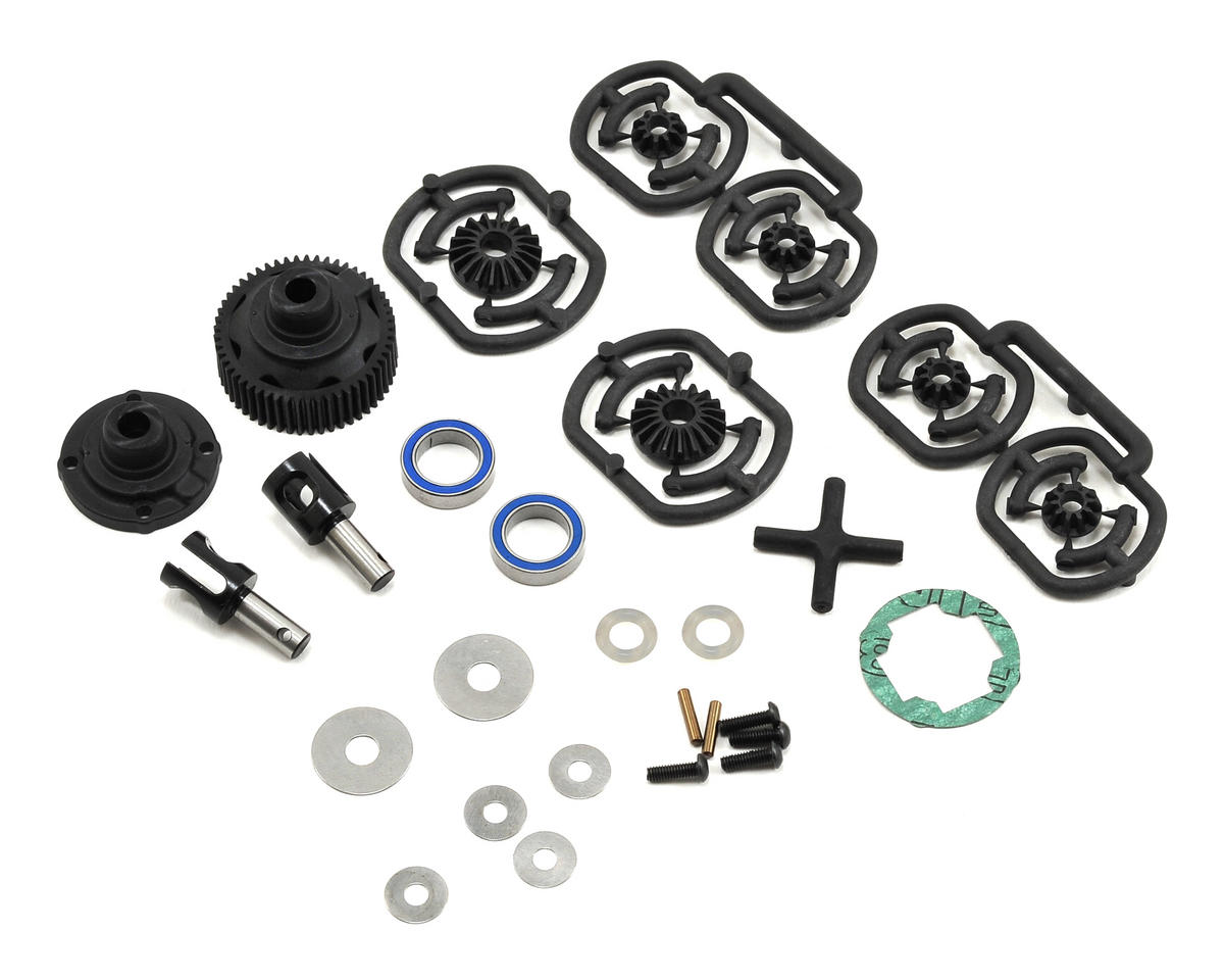 XB2 Gear Differential Set by XRAY