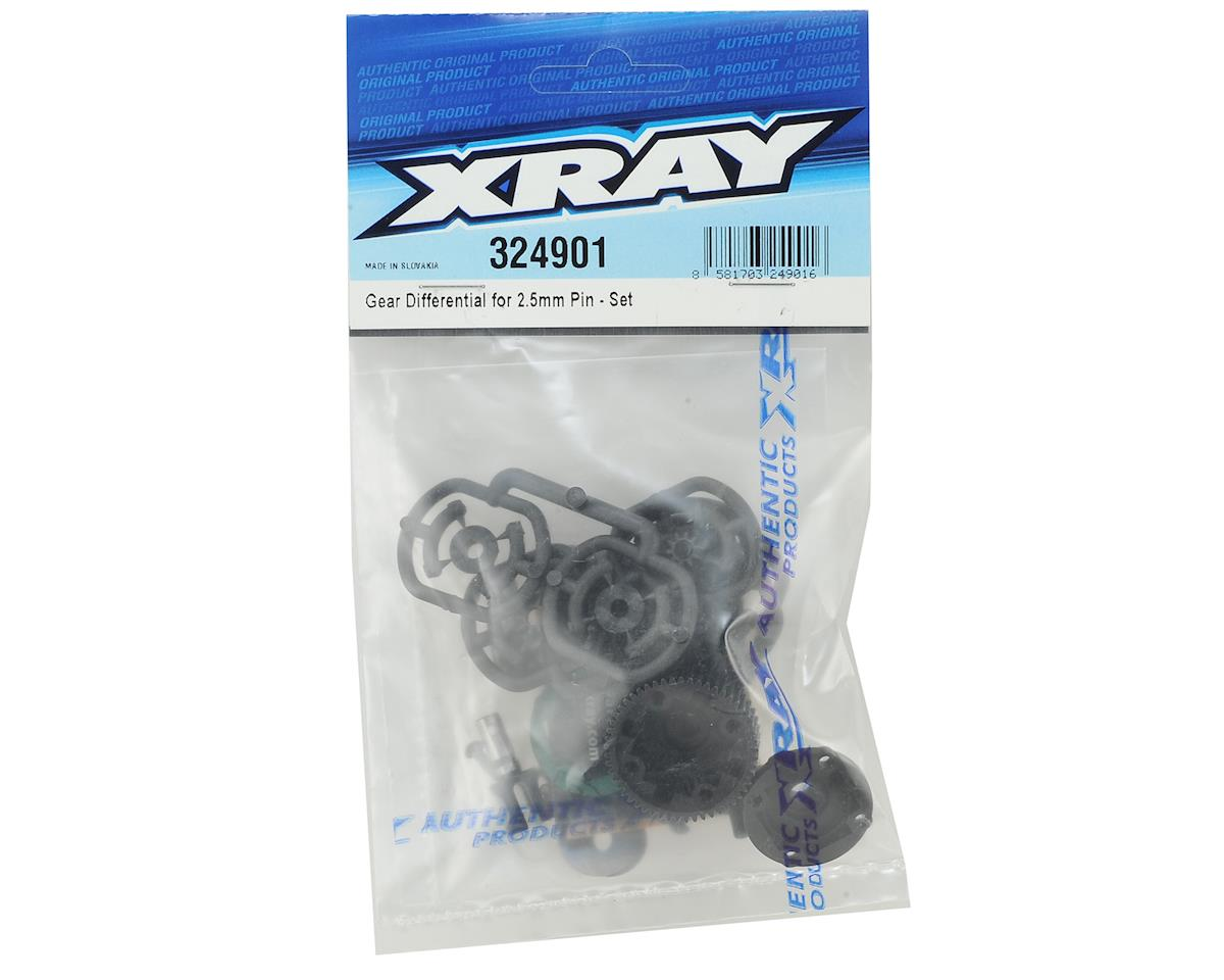 XRAY XB2 2018 Carpet 2.5mm Pin Gear Differential
