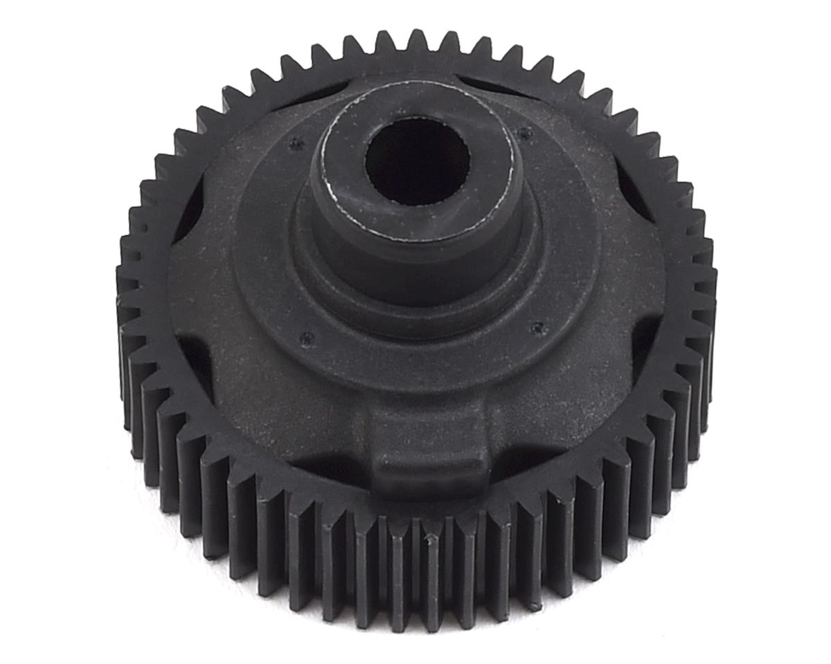 XRAY Composite Gear Differential Case w/Pulley (Graphite)