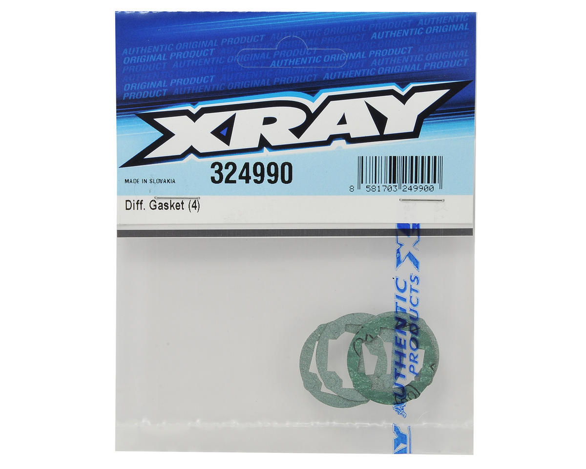 XRAY XB2 Differential Gasket (4)