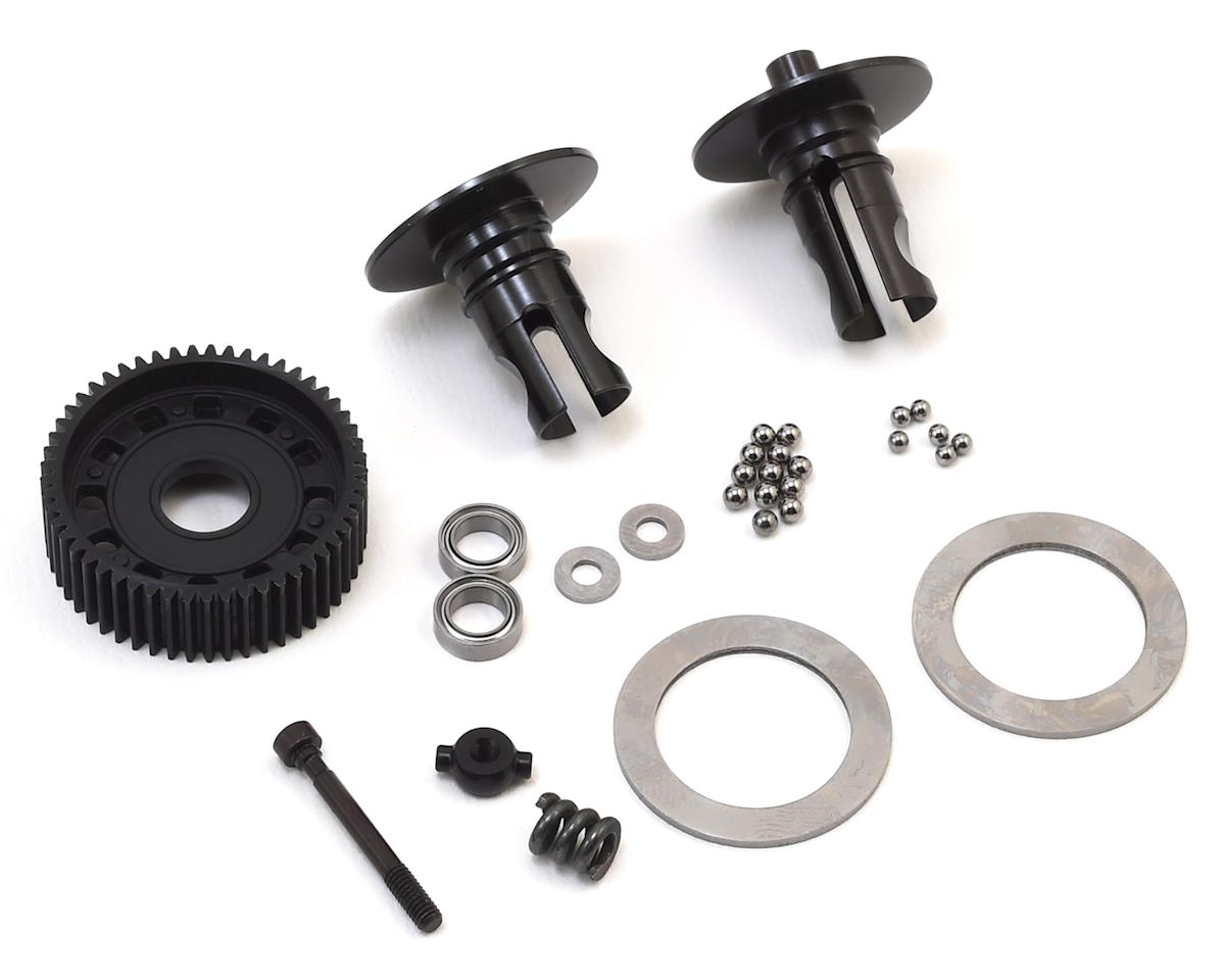 XRAY XB2 2017 Dirt 2.5mm Pin Ball Differential