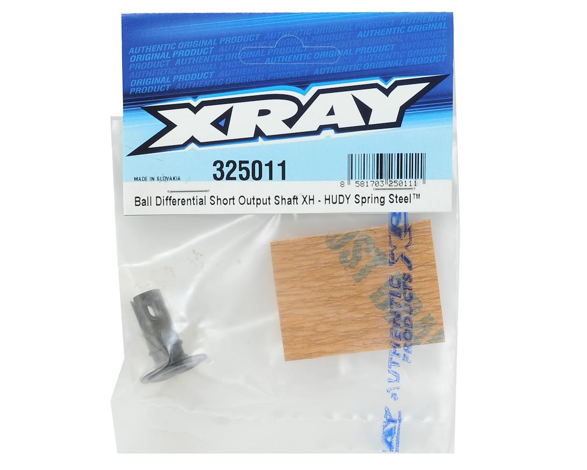 XRAY Ball Differential Short Output Shaft (XH - Extra Hardened)