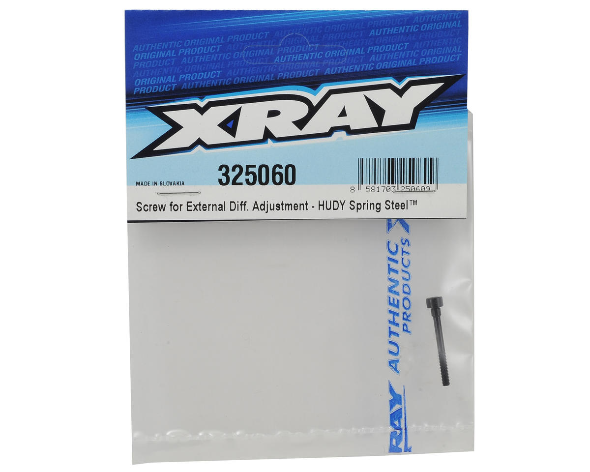 XRAY XB2 External Ball Differential Adjustment Screw