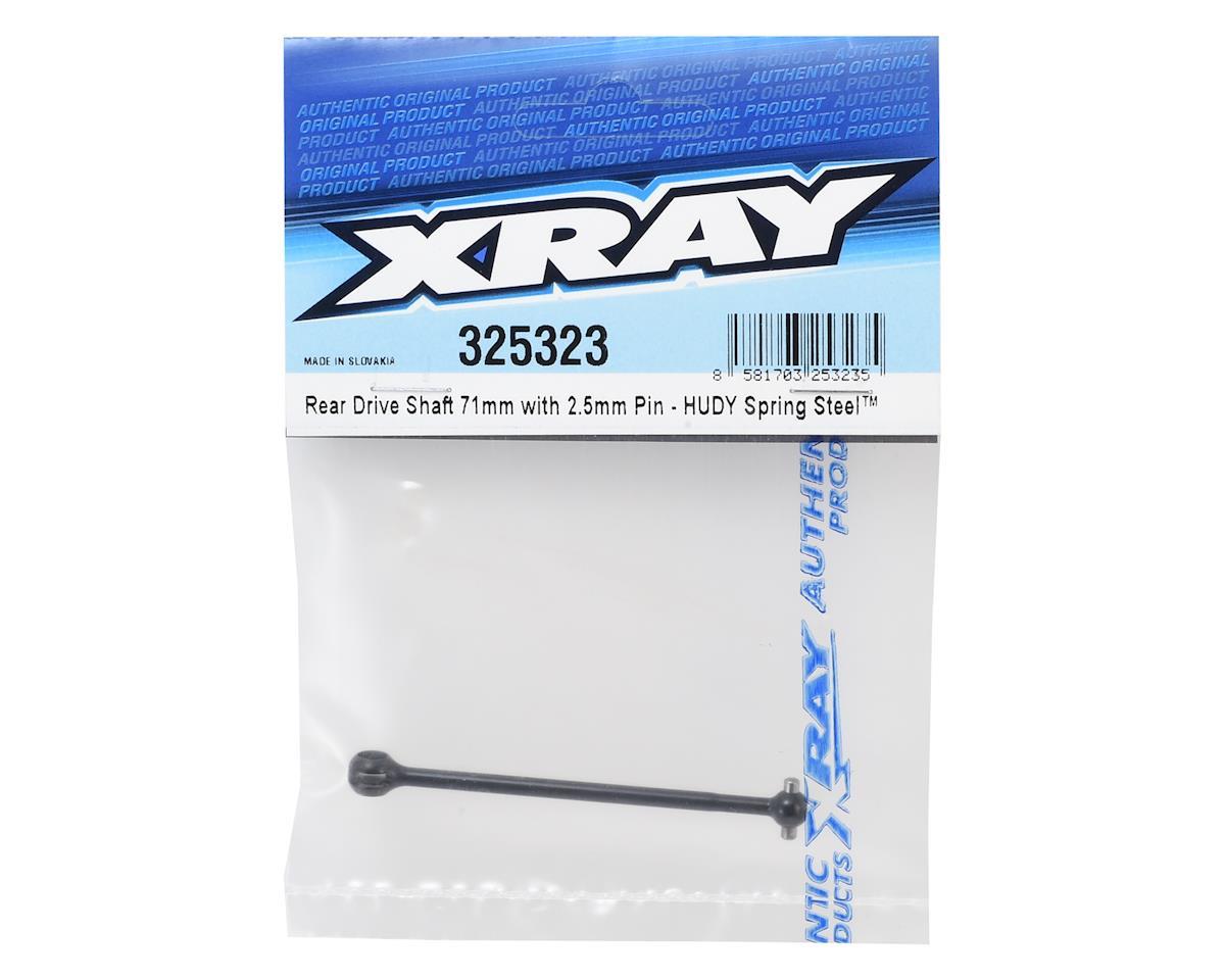 XRAY 71mm Rear Drive Shaft w/2.5mm Pin