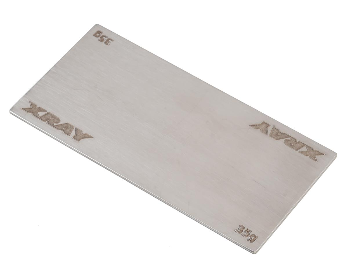 XRAY XB2 2020 Carpet Stainless Steel Battery Weight (35g)