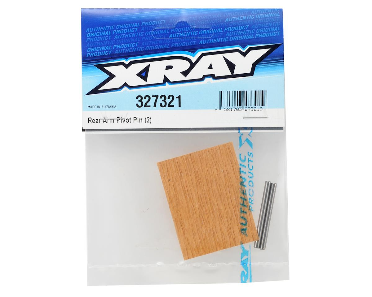 XRAY Rear Arm Pivot Pin (2)