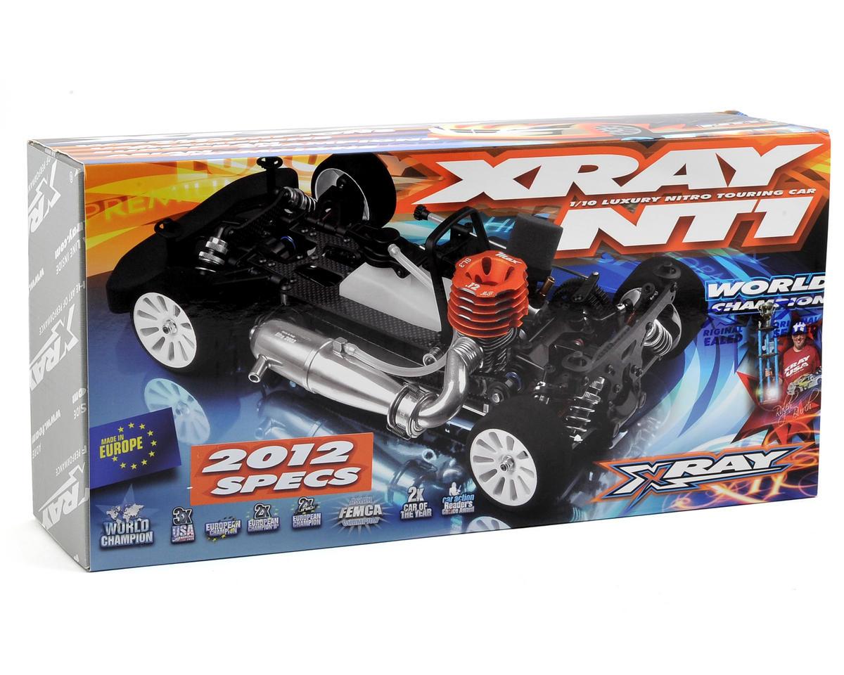 XRAY NT1 2012 Spec Luxury 1/10th Nitro Competition Touring Car