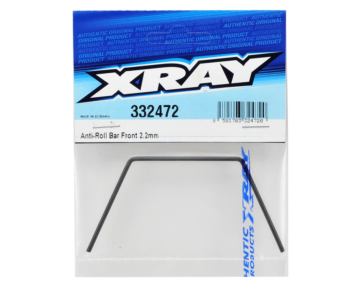 XRAY 2.2mm Front Anti-Roll Bar