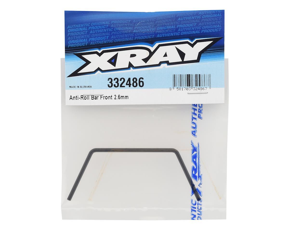 XRAY NT1.2 2.6mm Front Anti-Roll Bar