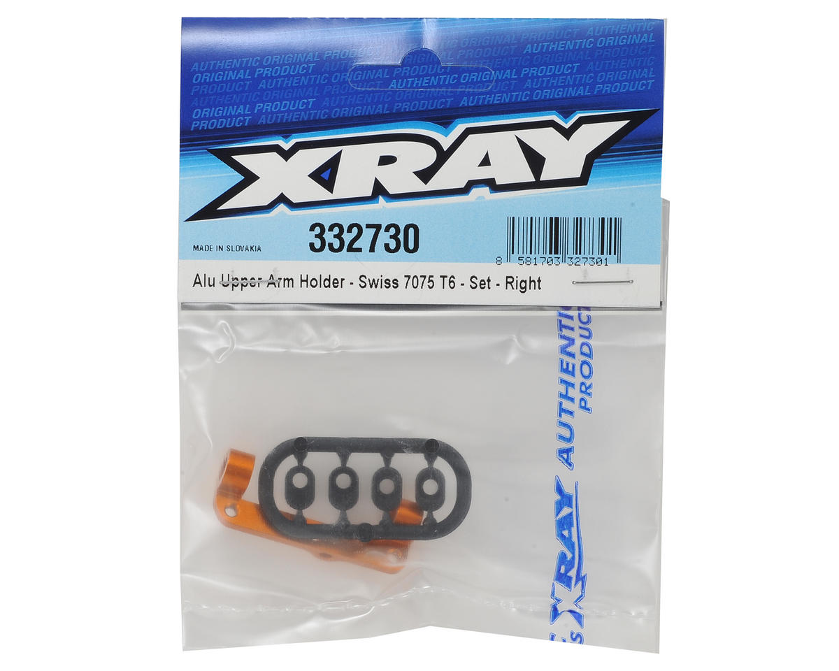 XRAY Aluminum Upper Arm Holder Set (Right)