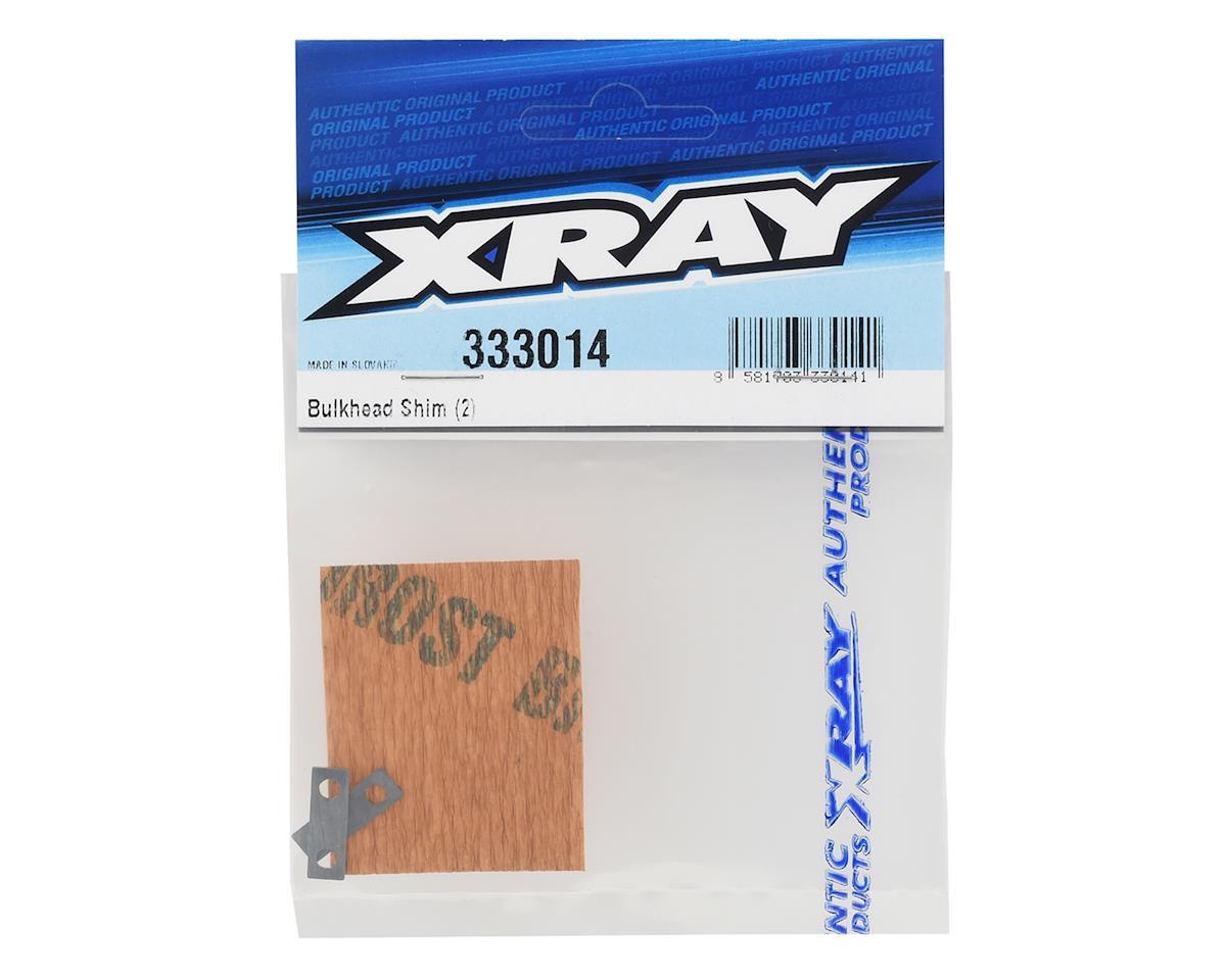 XRAY NT1.2 Bulkhead Shim (2)