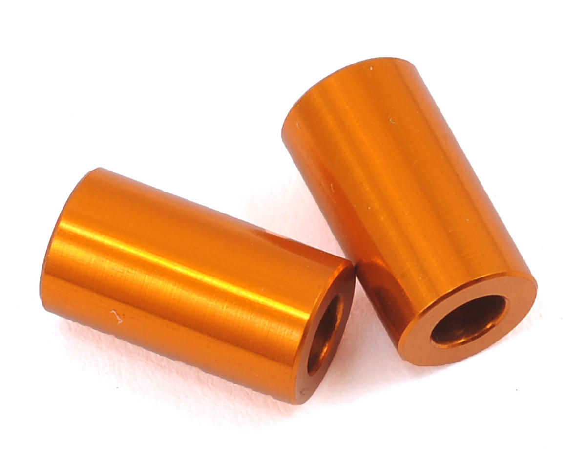 XRAY 3x6x10.5mm Aluminum Mount (2) (Orange)