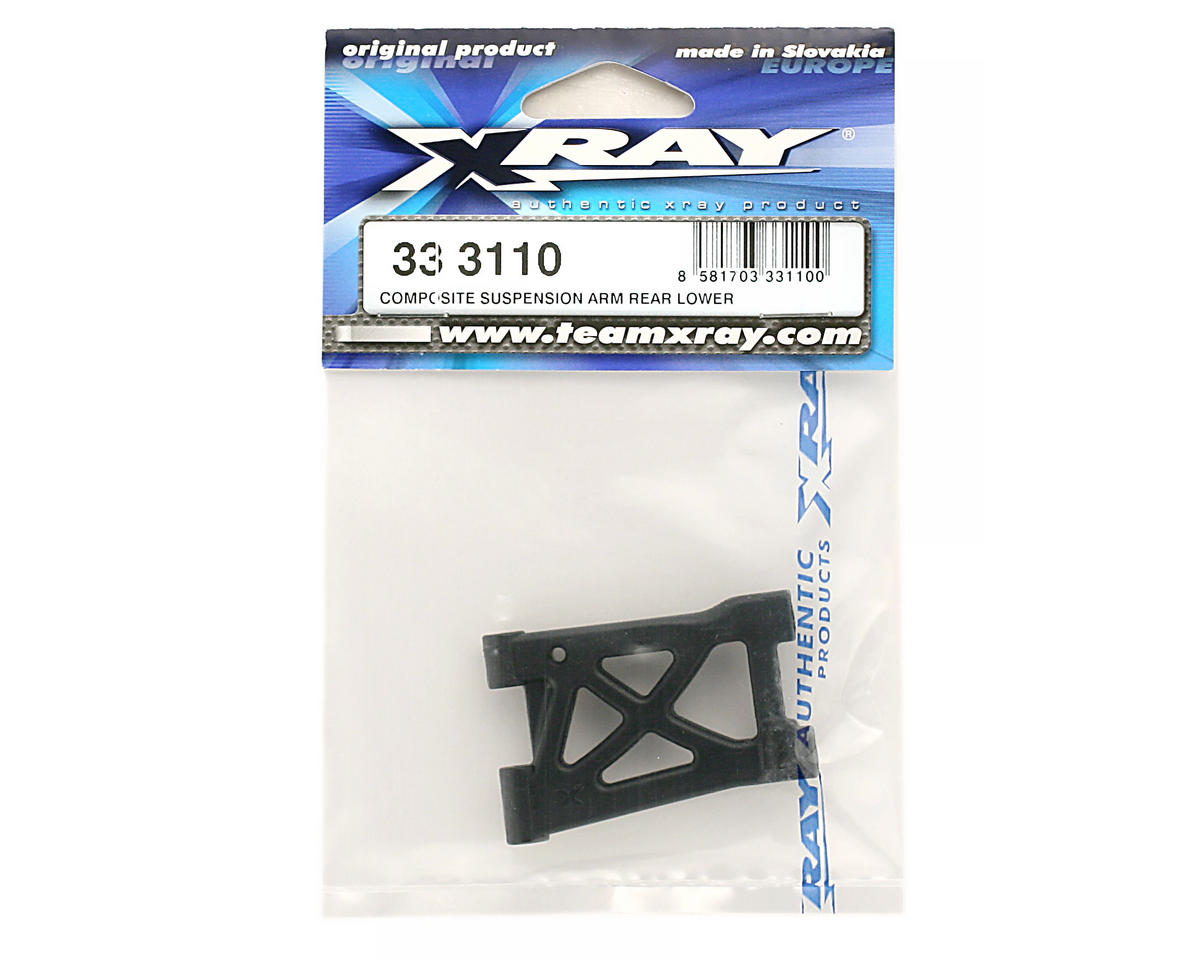 XRAY Composite Suspension Arm Rear Lower (NT1)