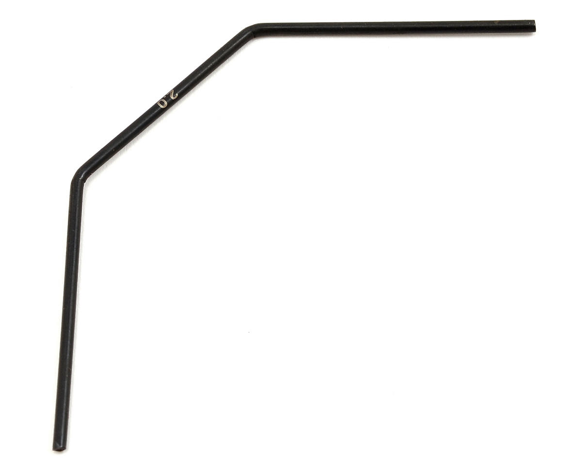 2.0mm Bearing Supported Rear Anti-Roll Bar by XRAY