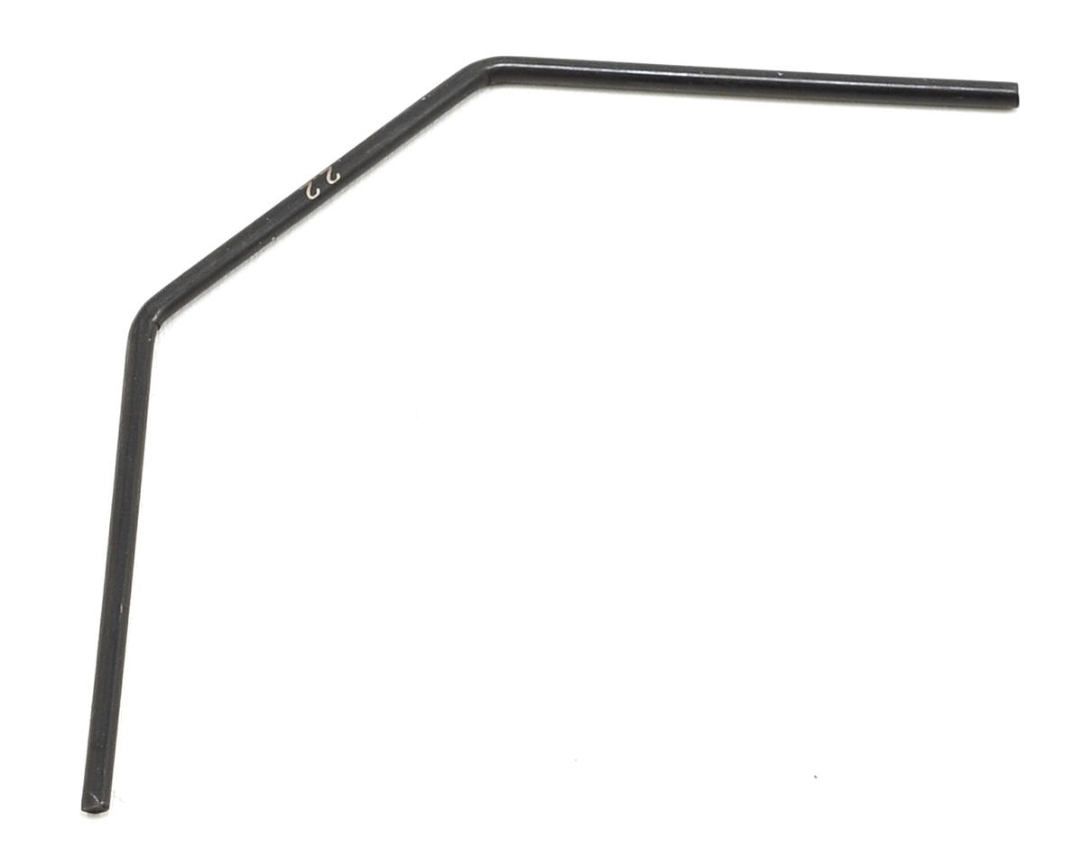 XRAY 2.2mm Bearing Supported Rear Anti-Roll Bar