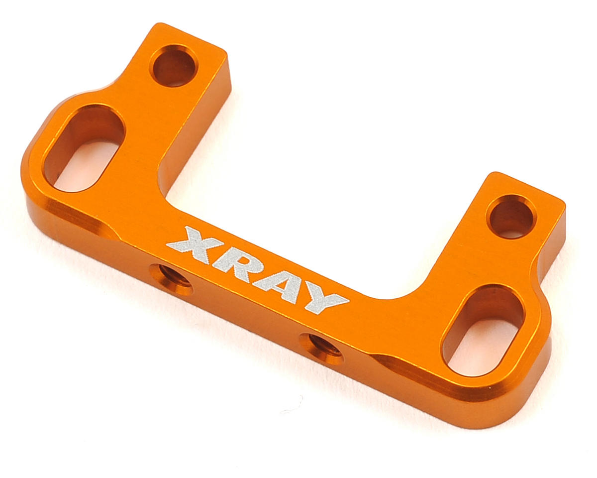 XRAY Aluminum Rear Lower 1-Piece Suspension Holder