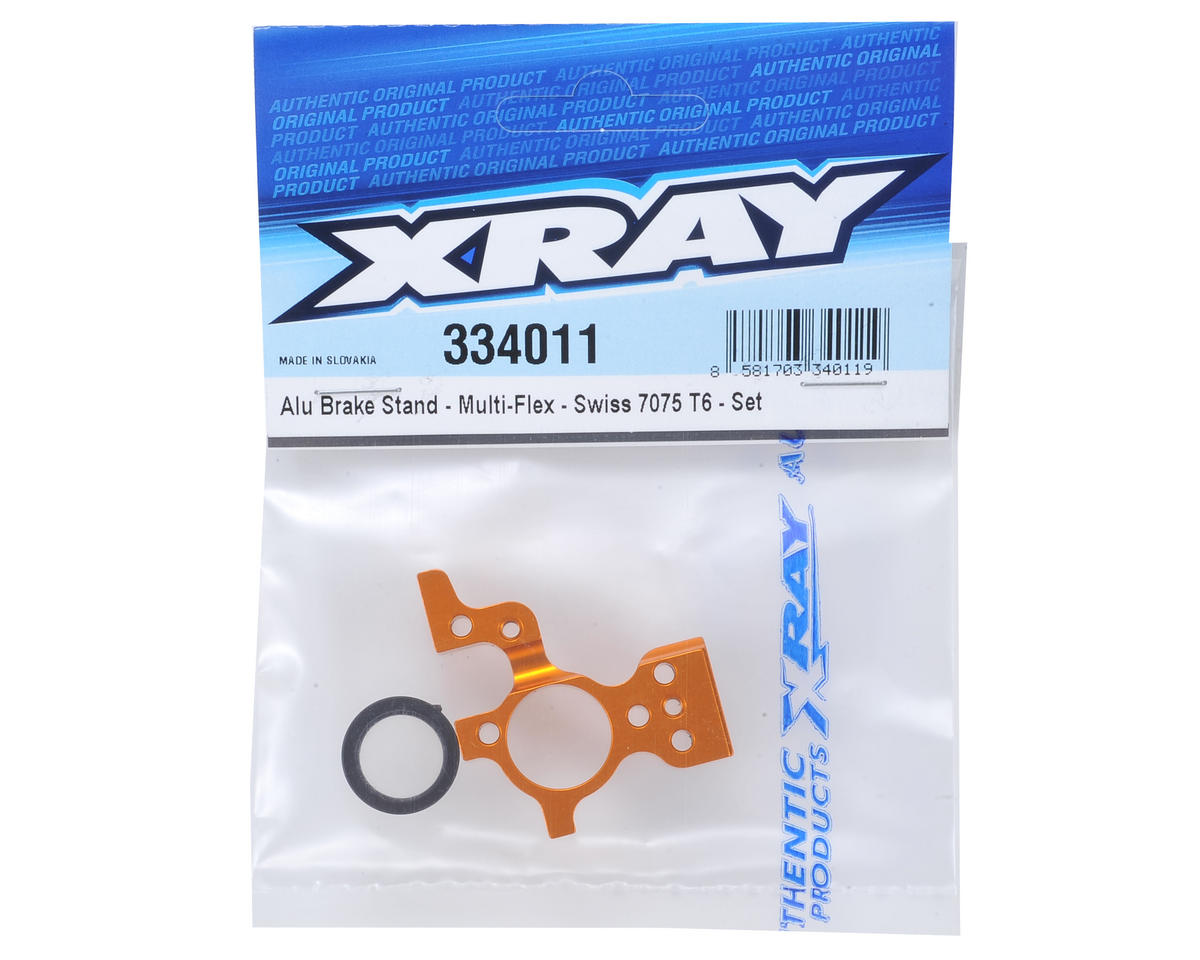 XRAY Aluminum Multi-Flex Brake Stand Set