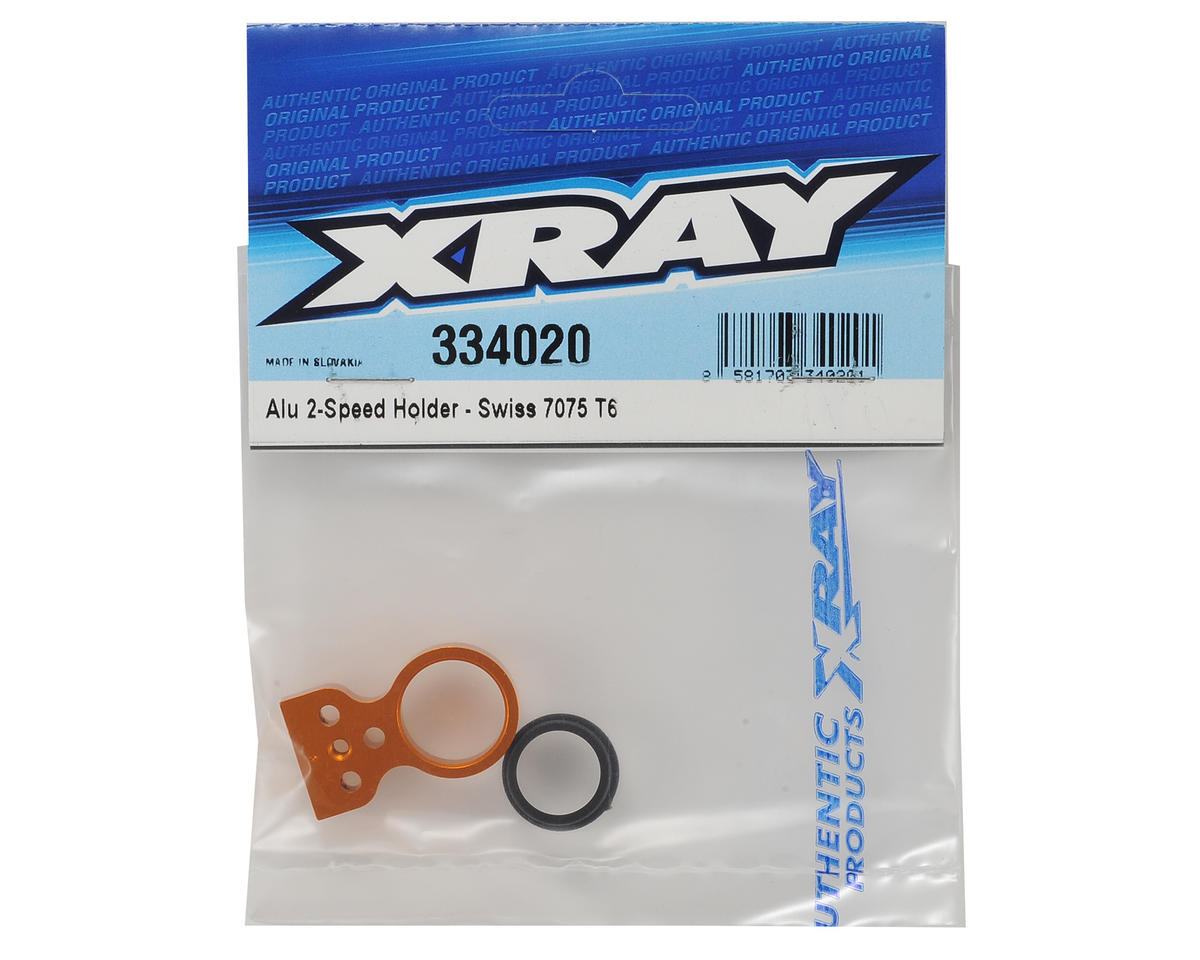 XRAY Aluminum 2-Speed Holder Set