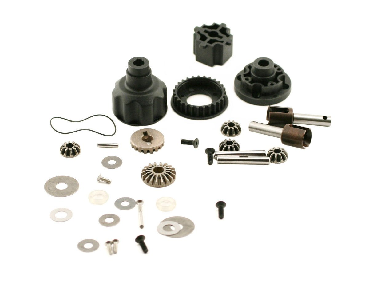 Front Gear Differential Set (NT1) by XRAY