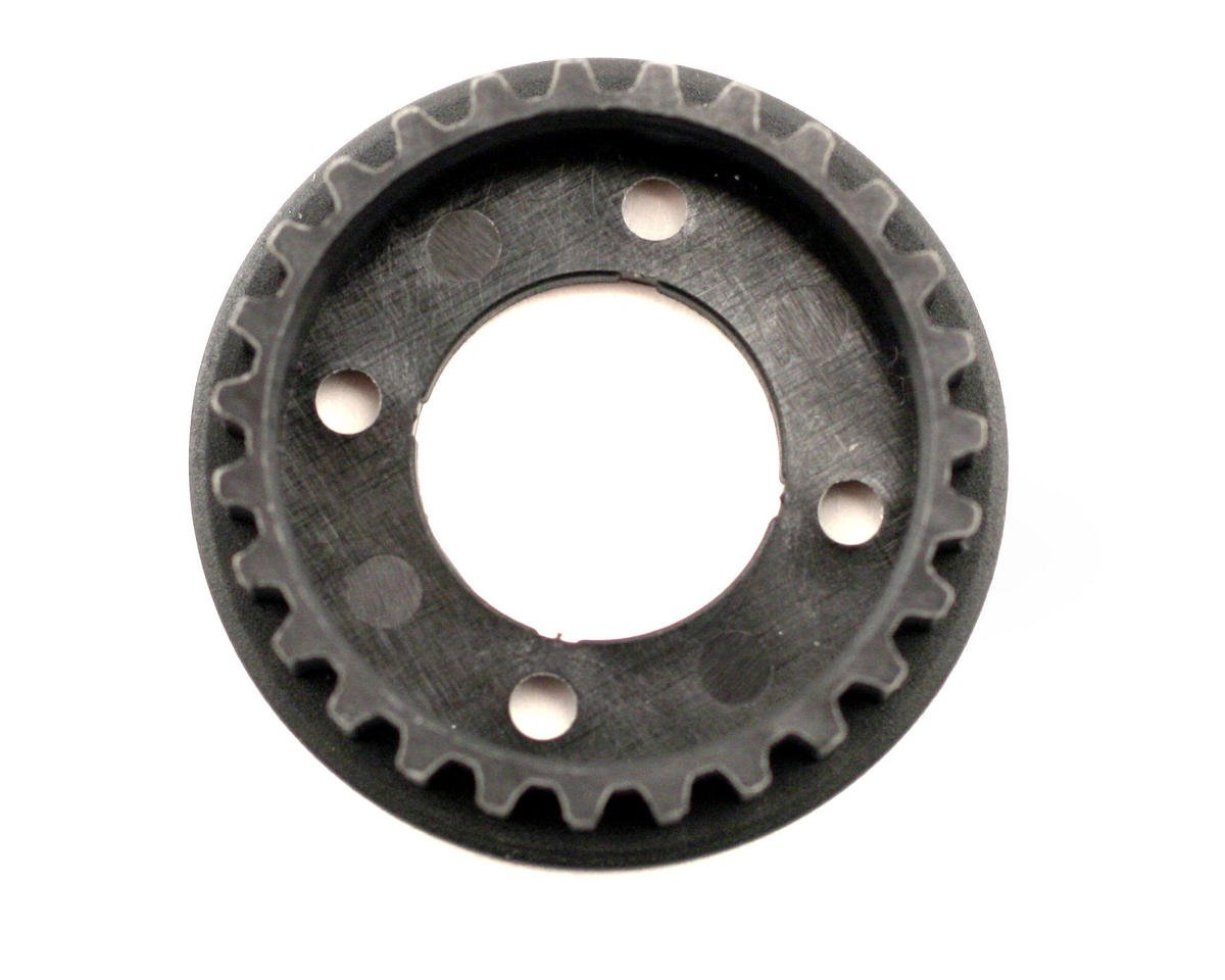 Composite Timing Belt Pulley 27T (NT1) by XRAY