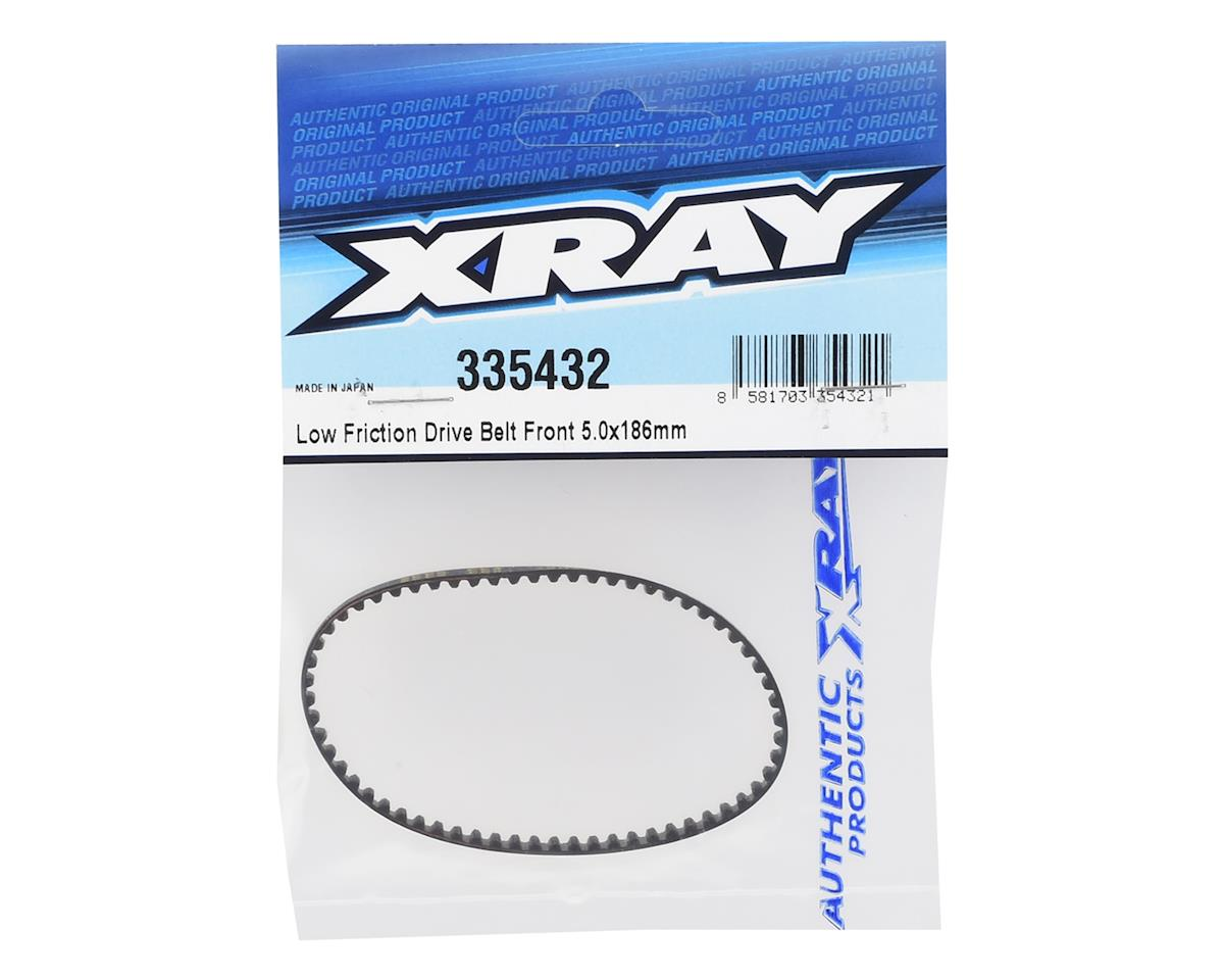 XRAY 5.0x186mm Low Friction Front Belt