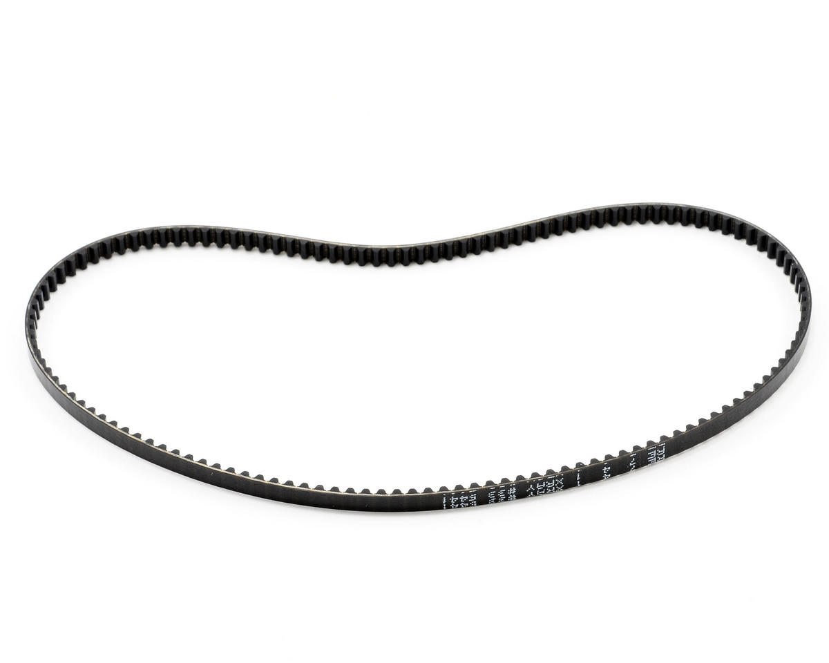 4.4x396mm Pur Reinforced V2 Side Drive Belt (NT1) by XRAY