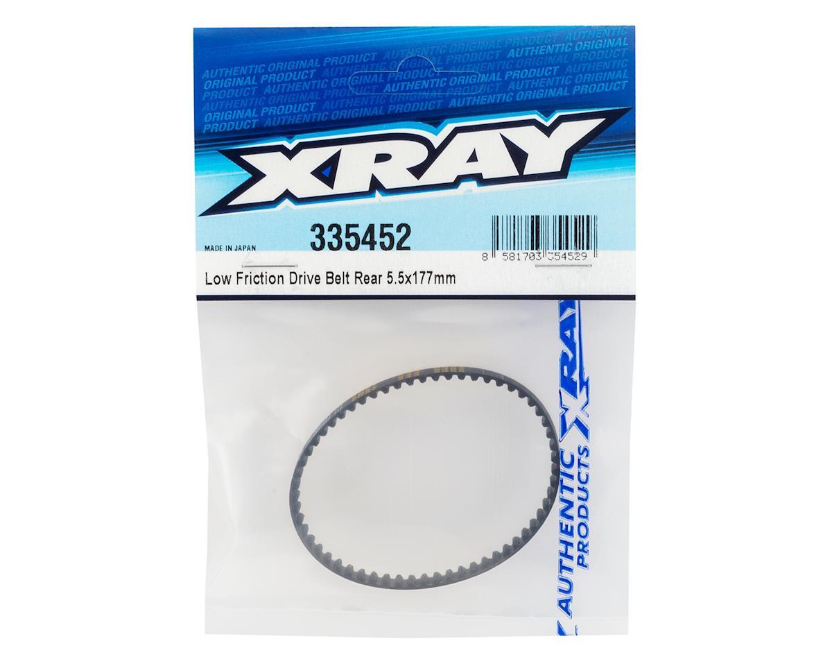XRAY 5.5x177mm Low Friction Rear Belt
