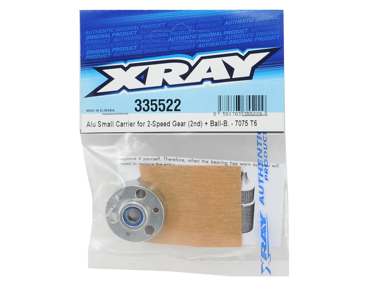 XRAY Aluminum 2-Speed Gear Carrier (Small)