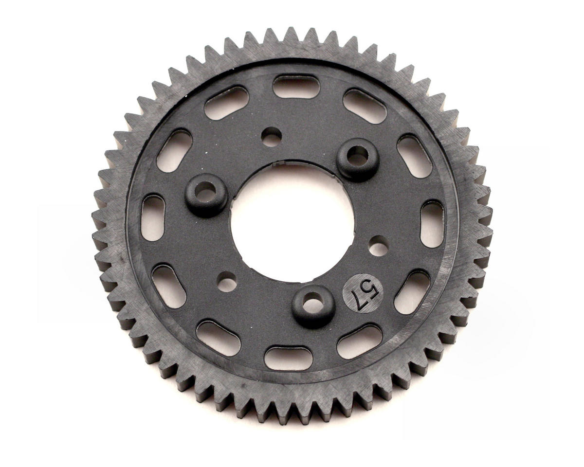 Composite 2-Speed Gear 57T (1St) by XRAY