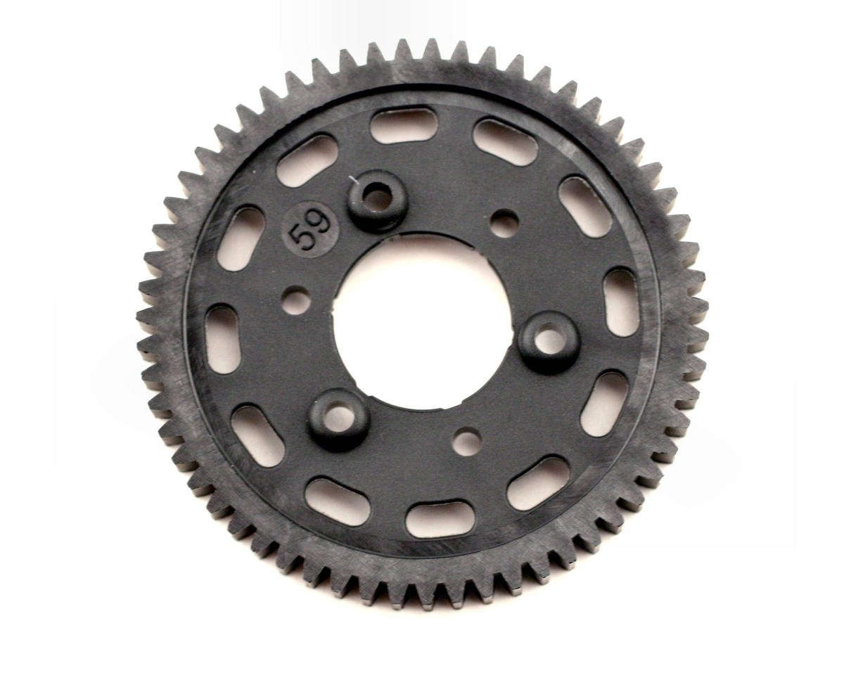 Composite 2-Speed Gear 59T (1St) by XRAY