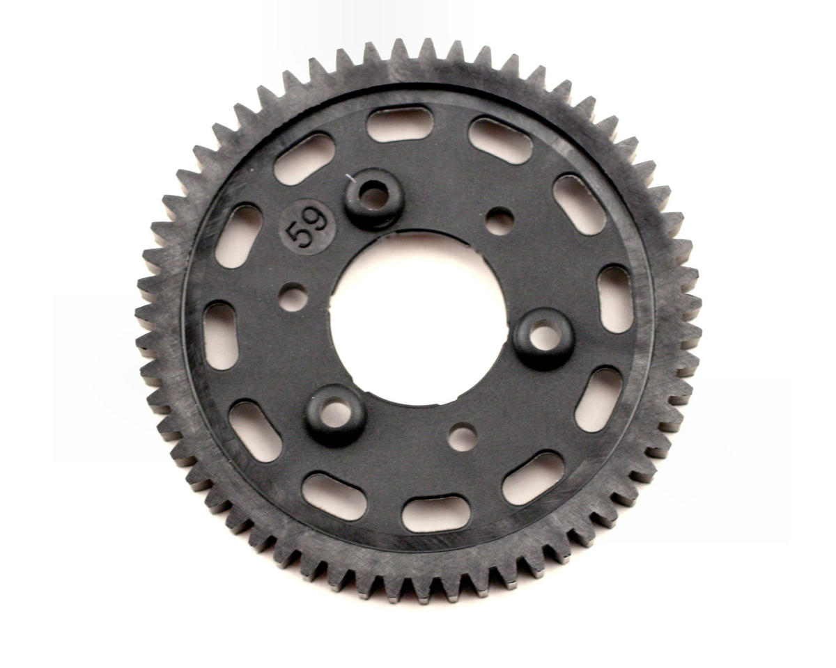 XRAY RX8 2018 Composite 2-Speed Gear 59T (1St)