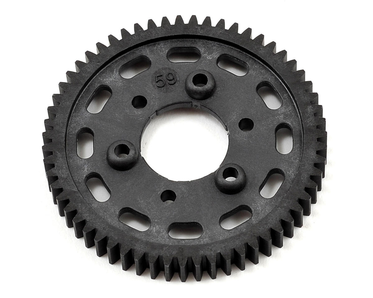 Composite 2-Speed 1st Gear (59T) by XRAY