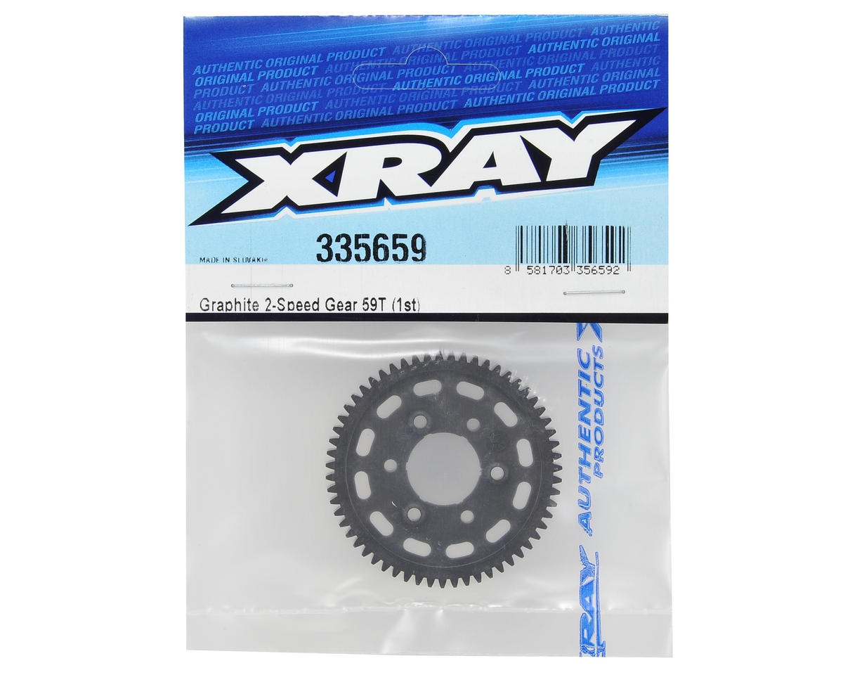 XRAY Composite 2-Speed 1st Gear (59T)