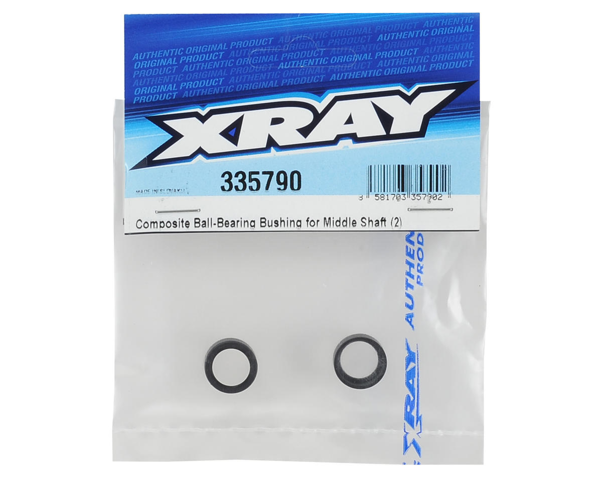 XRAY Composite Middle Shaft Ball Bearing Bushing (2)