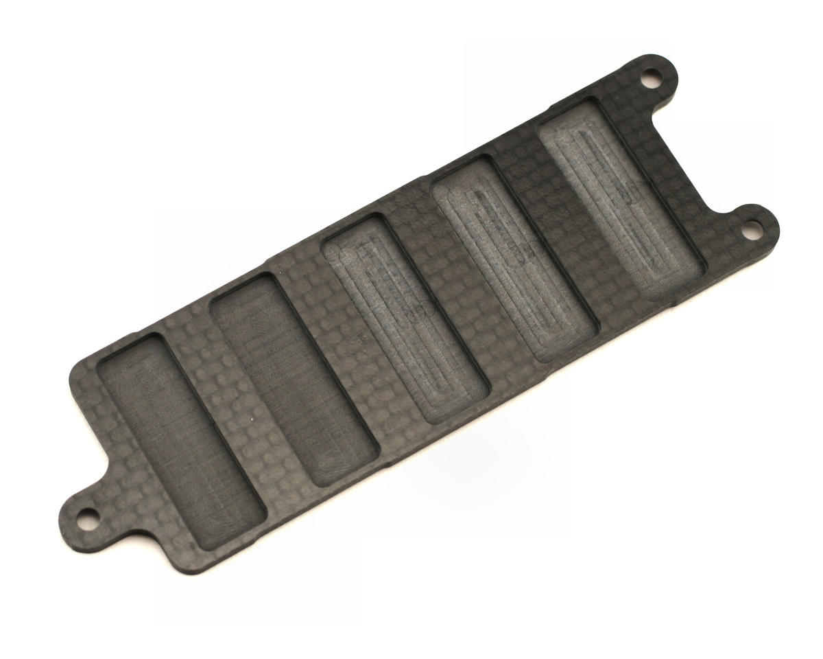 XRAY RX8 2018 Graphite Battery Plate