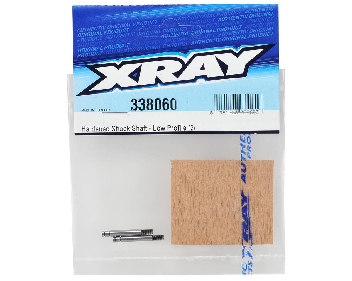 XRAY Low Profile Hardened Shock Shaft (2)