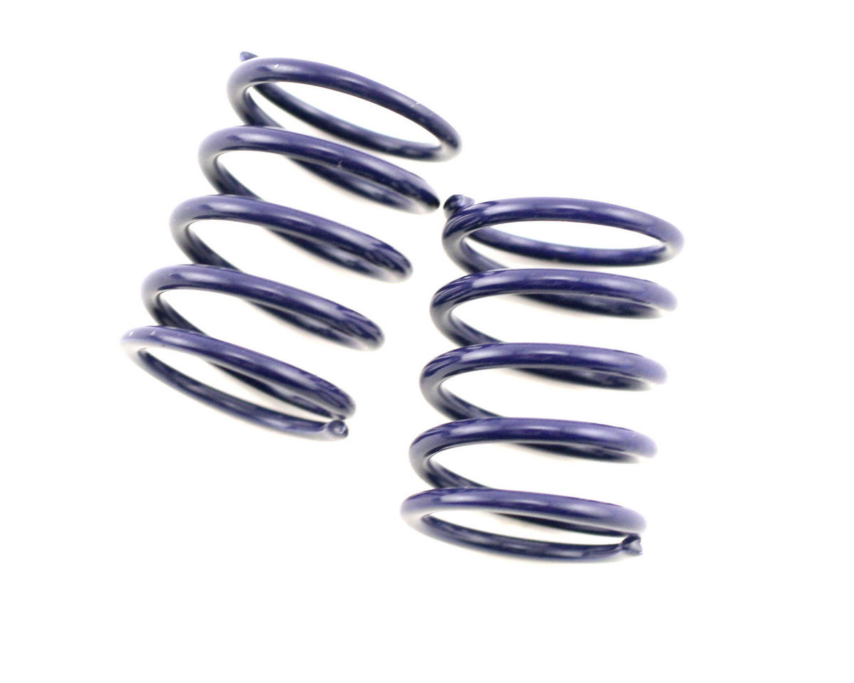 Shock Spring Set D=1.7 (28.5lb - Soft/Medium) (Dark Blue) (2) by XRAY