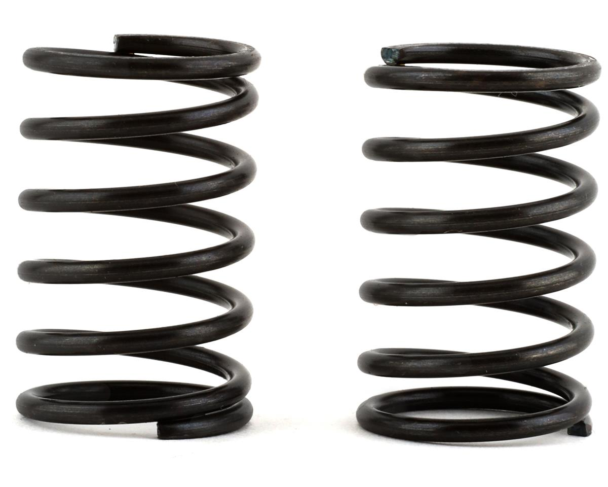 XRAY T1 Rear Shock Spring Set D=1.7 (28lb - Medium) (Violet) (2)