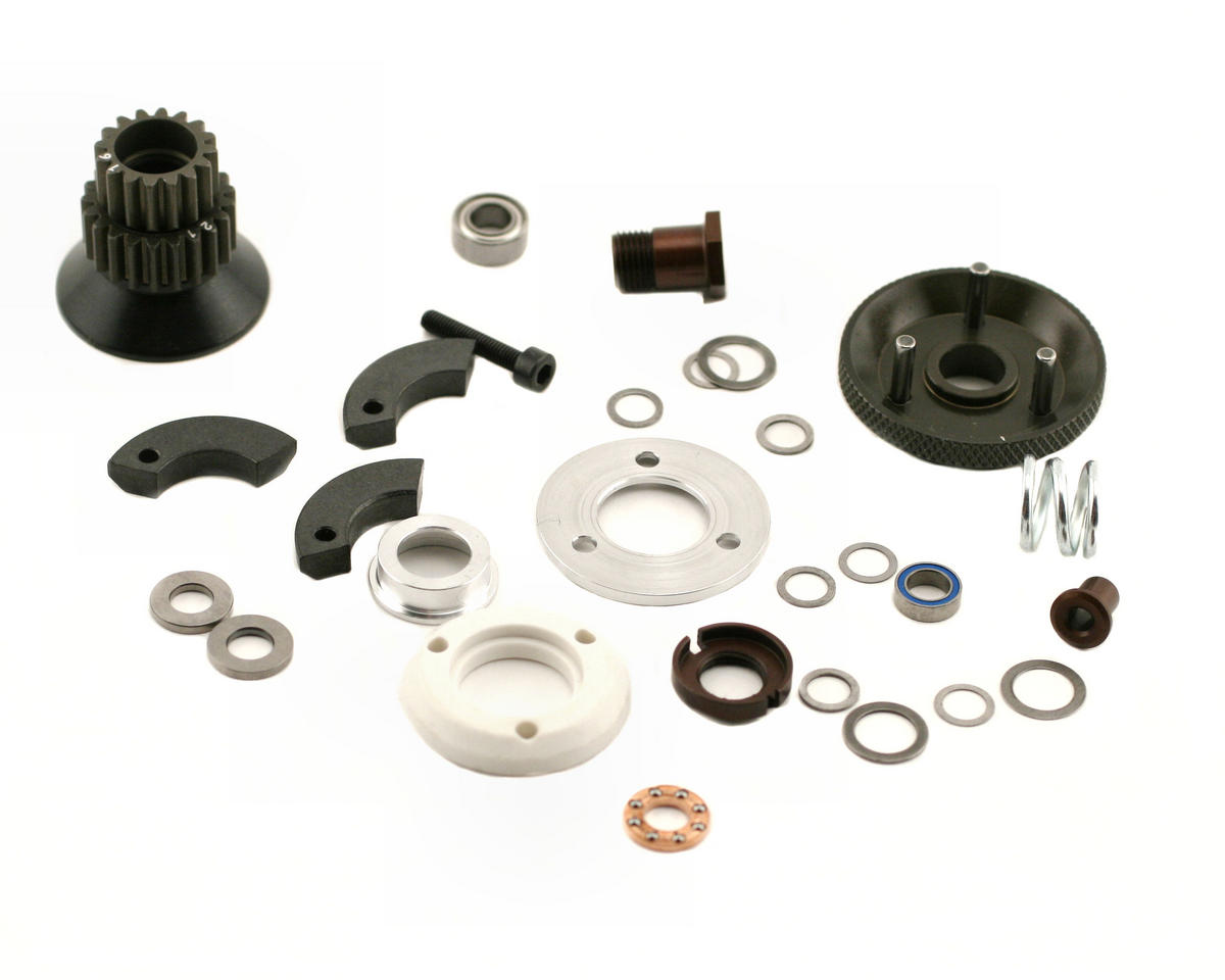 XRAY XCA (Centrifugal-Axial) Clutch Set (NT1)