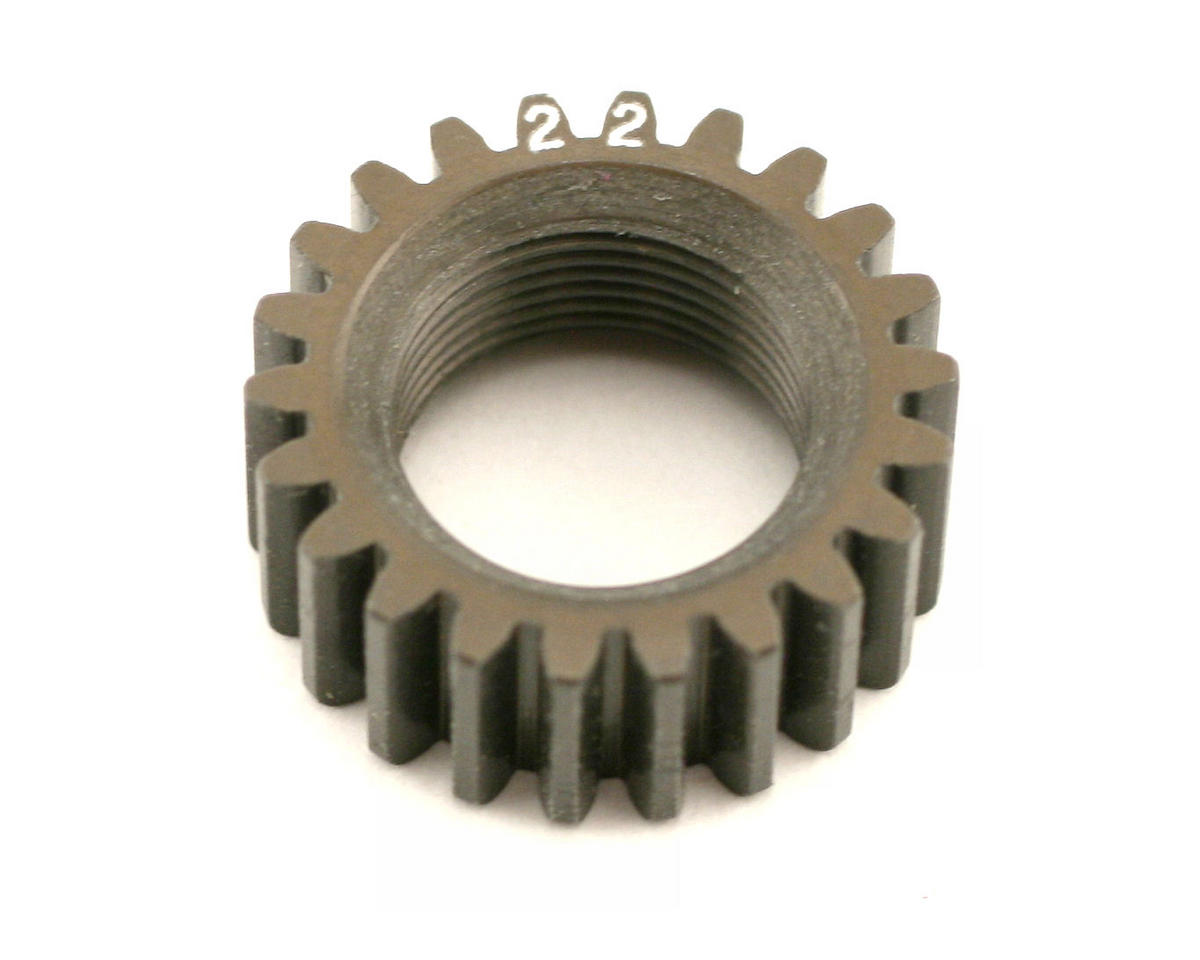 XRAY XCA Aluminum 2nd Gear Pinion (22T)
