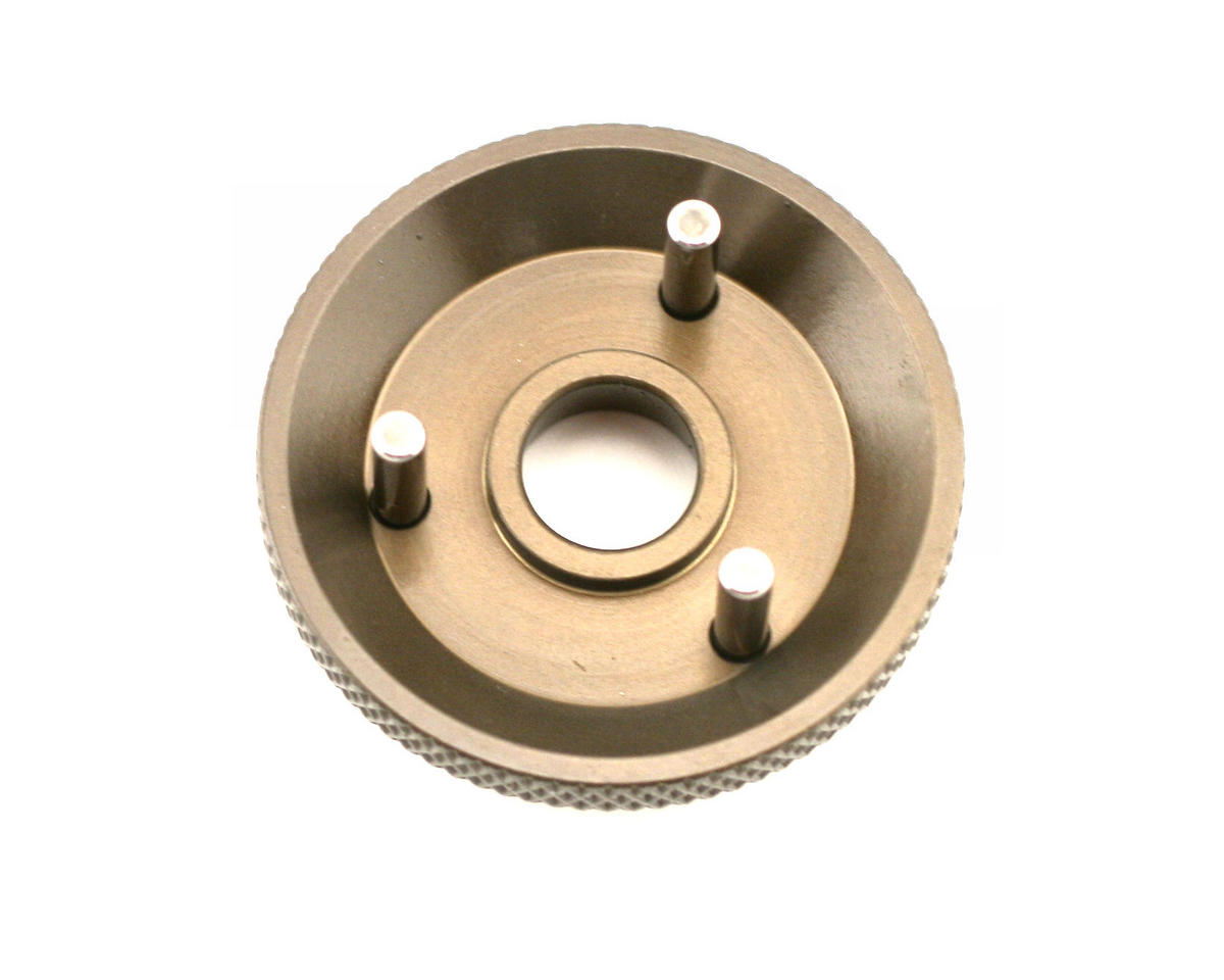 XRAY Lightweight Flywheel - Aluminum 7075 T6 - Hard Coated